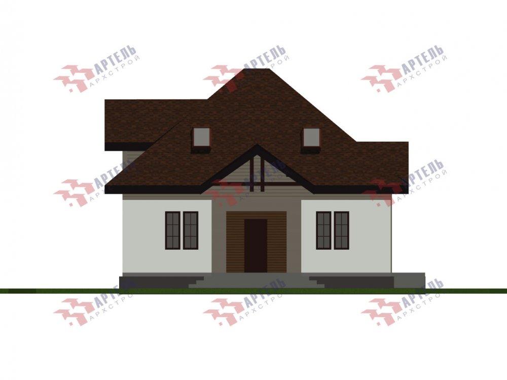 дом омбинированные дома, проект Вариант 10,5К Комбинированный фотография 5743